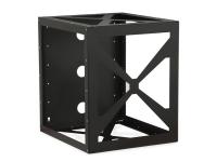 Kendall Howard 12U side load wall mount rack