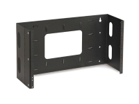 Kendall Howard 6U patch panel wall bracket, kh-1916-3-200-06
