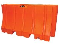 Safety barrier SB-4206-100, orange