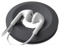 Dark grey cableyoyo cord spool, blcy-10-dgr