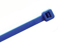 blue 4 inch zip ties 100 pack