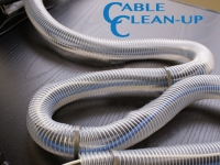 cable clean up, wire organization tubing