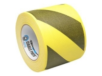 Cable Path Yellow/Black safety tape