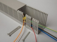 canalplast narrow slot wire duct