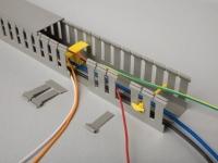 canalplast open slot wire duct