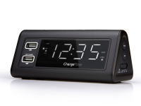 Teleadapt Chargetime alarm clock with usb port, kh-7100-1-100-72