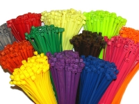 Colored Nylon Cable Ties
