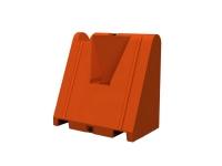 Safety barrier SB-4242-50,orange