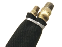 Duraflex braided sleeving used for cable protection