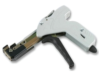 Tie Gun for tightening stainless steel zip, cable ties