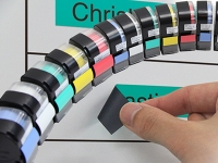 Epson label printer cartridge, available colors