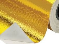 Gold Foil sleeving