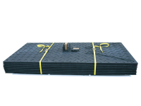 12 Pack Alturnamats ground protection, black