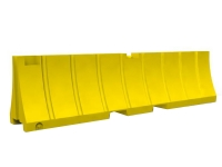 SB-2408-50 Yellow barricade