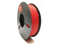 plastic plas ties twist tie material spool red