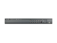 Platinum professional level 16 channel HD-TVI 4.0 DVR, dvr-81516k-st