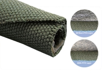 Roundit 2000 nomex emi protected braided sleeving.