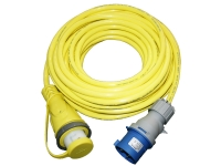 Furrion powersmart marine safety yellow 16A cordset with 25 meter length