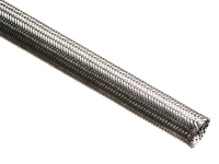 Expandable flexo stainless steel braided sleeving