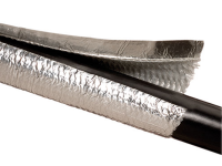 Techflex High temp. wrap, thermashield, silver