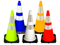 Traffic cone, multi-colors,28