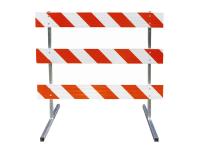 Steel barricade Type 3-iii, 48